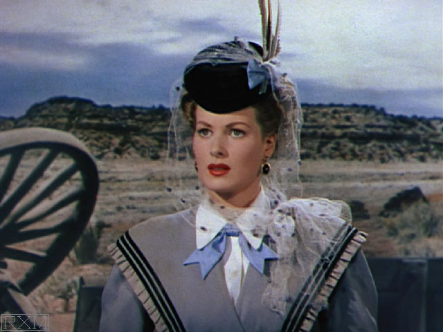 Image result for maureen o'hara as louisa frederici cody