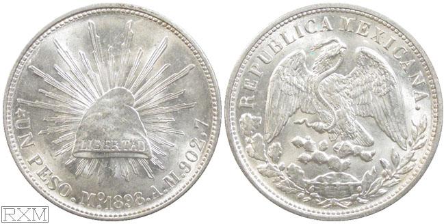 The 1949 San Francisco Mexico Peso Restrikes