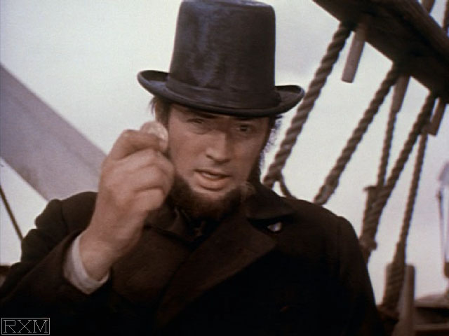 Moby Dick (1956) - Coins in Movies