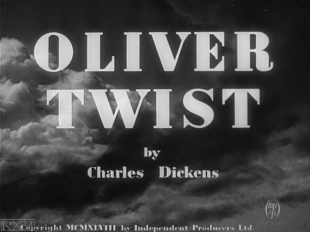 Oliver Twist (1948) - Coins in Movies