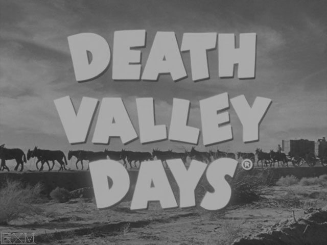 Death Valley Days - Phantom Procession(1963) - Coins on Television